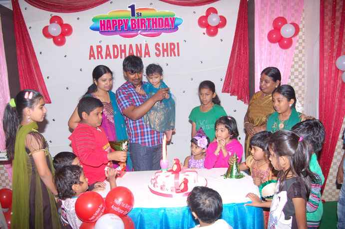 Birthday photography coimbatore.Birthday photo of aaradhana