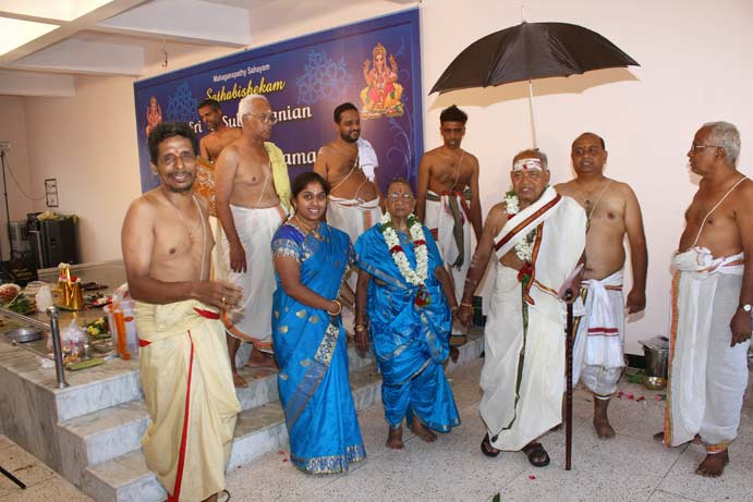 sathabhishekam photography chennai.80th Birthday photography of subramanian